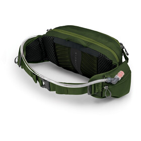 Osprey Seral 7 Hydration Waist Pack with Reservoir, Oliva